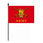 British Army Hand Flag - Medium.